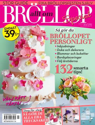 Allt om Bröllop Special 2013-08-13