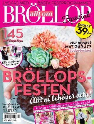 Allt om Bröllop Special 2014-04-15