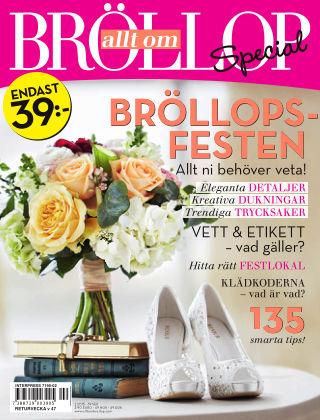 Allt om Bröllop Special 2015-08-25
