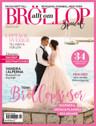 Allt om Bröllop Special 2020-11-10