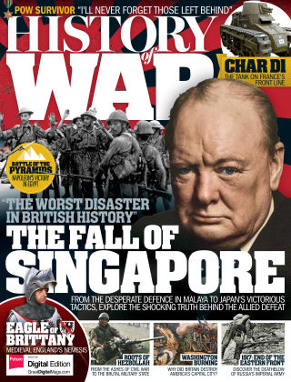 History of War Issue 038