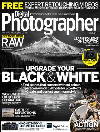 Digital Photographer Issue 184
