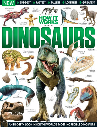 How it Works Book of Dinosaurs Book of Dinosaurs