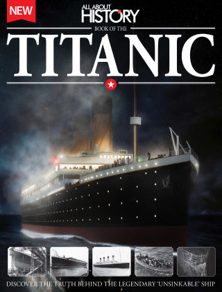 All About History Book of The Titanic Book of The Titanic