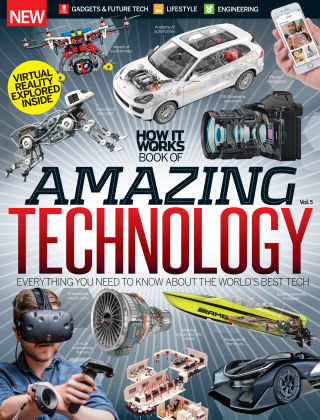 How It Works Book Of Amazing Technology Volume 5