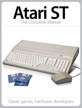 Atari ST The Complete Manual 1st Edition