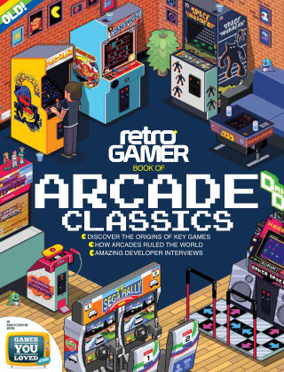 Retro Gamer Book Of Arcade Classics 1st Edition