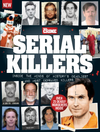 Real Crime Book Of Serial Killers 1st Edition