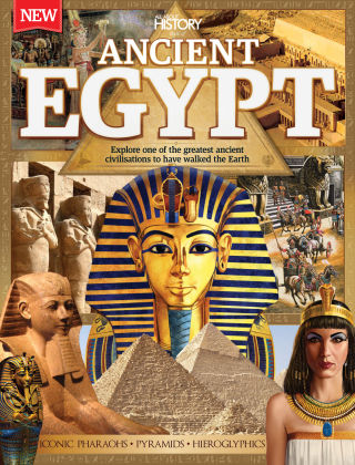 All About History Book Of Ancient Egypt 1st Edition