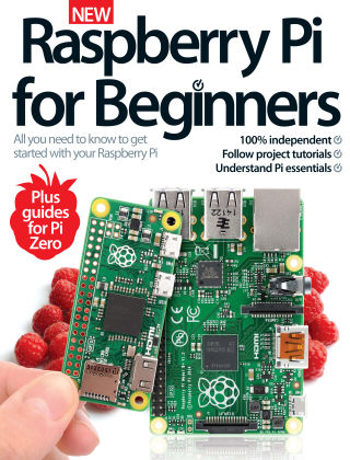 Raspberry Pi For Beginners 6th Edition