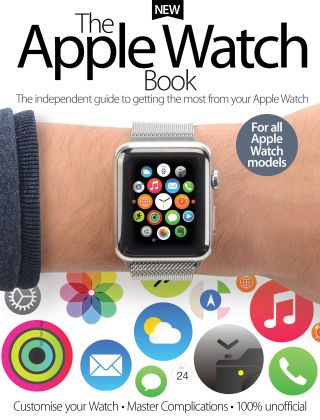 The Apple Watch Book 1st Edition