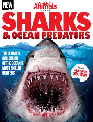 World Of Animals Book Of Sharks & Ocean Predators 1st Edition