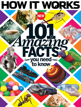 How It Works Book Of 101 Amazing Facts You Need To Know Volume 2 Revised