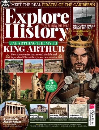 Explore History Issue 010