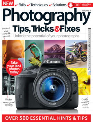 Photography Tips, Tricks & Fixes Vol 3 Revised Ed