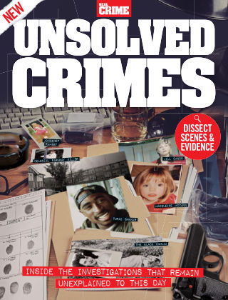 Real Crime Book of Unsolved Crimes Volume 1
