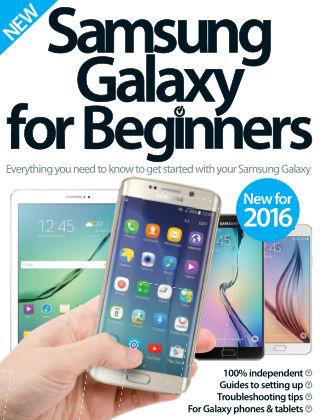 Samsung Galaxy For Beginners 6th Edition