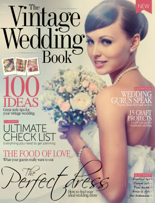The Vintage Wedding Book 1st Edition