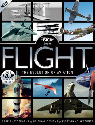 All About History Book of Flight 1st Edition