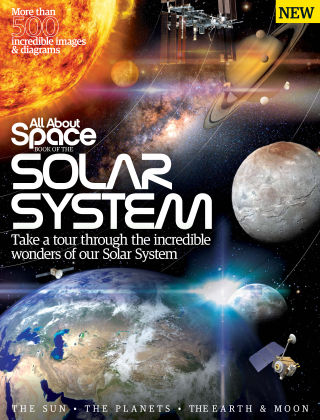 All About Space Book Of The Solar System 4th Edition