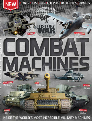 History of War Book of Combat Machines 2nd Edition
