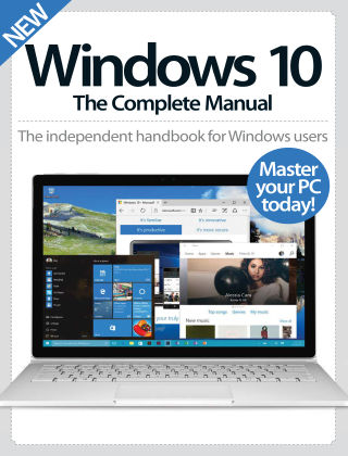 Windows 10 The Complete Manual 2nd Edition