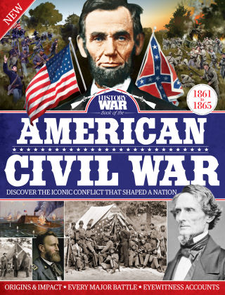 History of War Book of the American Civil War 1st Edition
