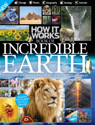 How It Works Book Of Incredible Earth 5th Edition