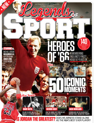 Legends Of Sport 1st Edition