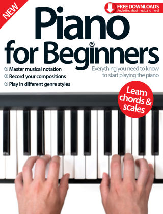 Piano For Beginners 5th Edition