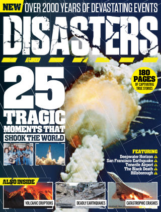 All About History Book Of Disasters 1st Edition