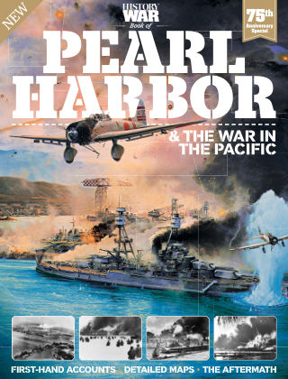 History Of War Book Of Pearl Harbor & The War In The Pacific 1st Edition