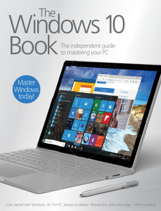The Windows 10 Book 3rd Edition