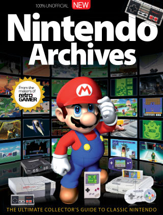 Nintendo Archives 1st Edition