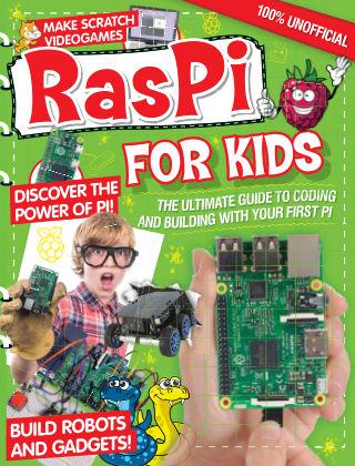 Raspberry Pi For Kids 1st Edition