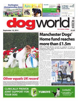 Dog World 19th September 2014