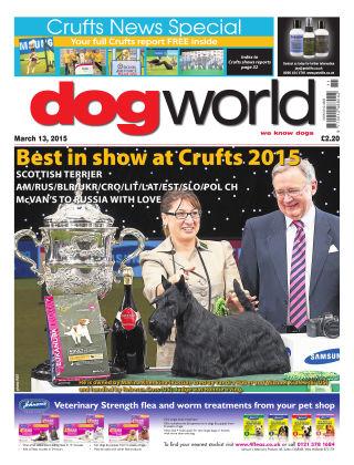 Dog World 13th March 2015
