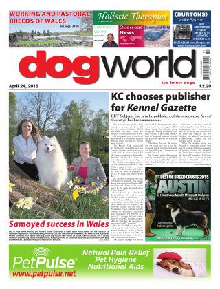 Dog World 24th April 2015