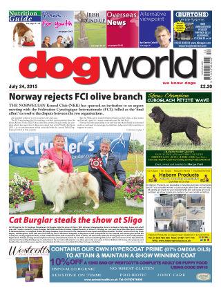 Dog World 24th July 2015