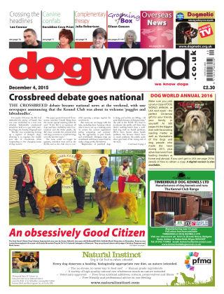 Dog World 4th December 2015