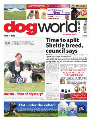 Dog World 3rd June 2016