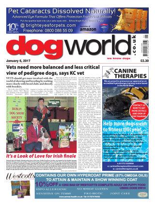 Dog World 6th January 2017