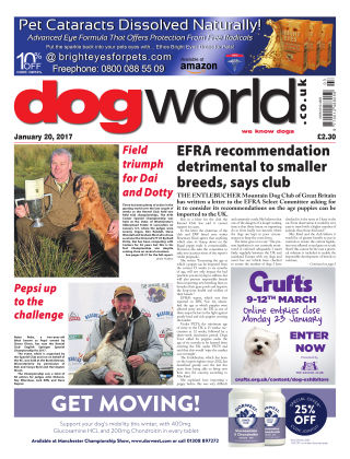 Dog World 20th January 2017