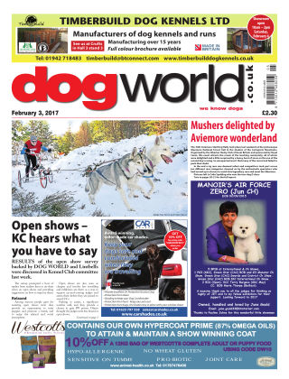 Dog World 3rd February 2017