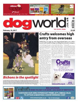 Dog World 10th February 2017