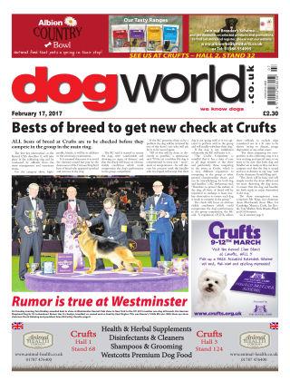 Dog World 17th February 2017