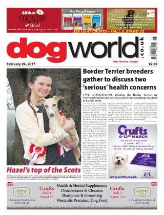 Dog World 24th February 2017