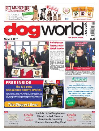 Dog World 3rd March 2017