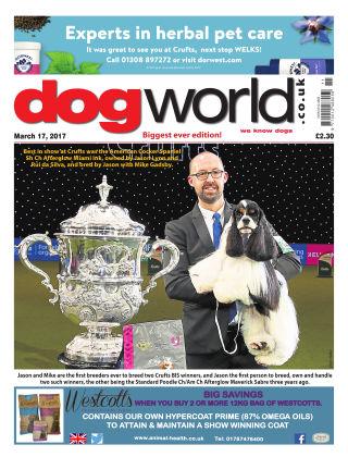 Dog World 17th March 2017