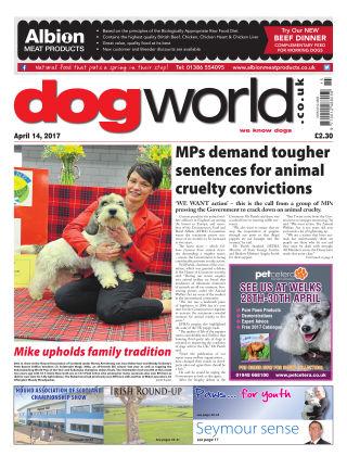 Dog World 14th April 2017
